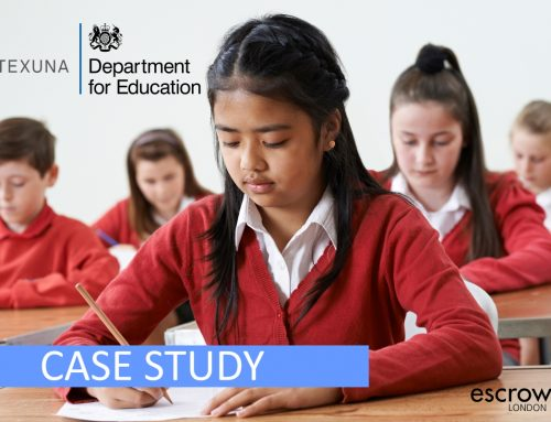 Case Study: How the Department for Education Adopted SaaS Escrow – Full Text