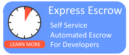 image of Express Escrow Self Service for Developers