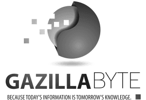 GazillaByte Logo