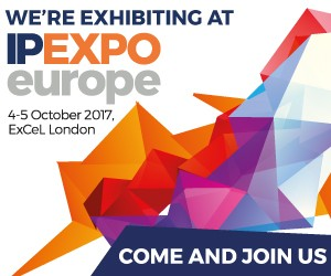 We're Exhibiting at IPEXPO Europe in October!