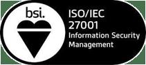 bs-27001 logo