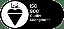 bs-9001 logo