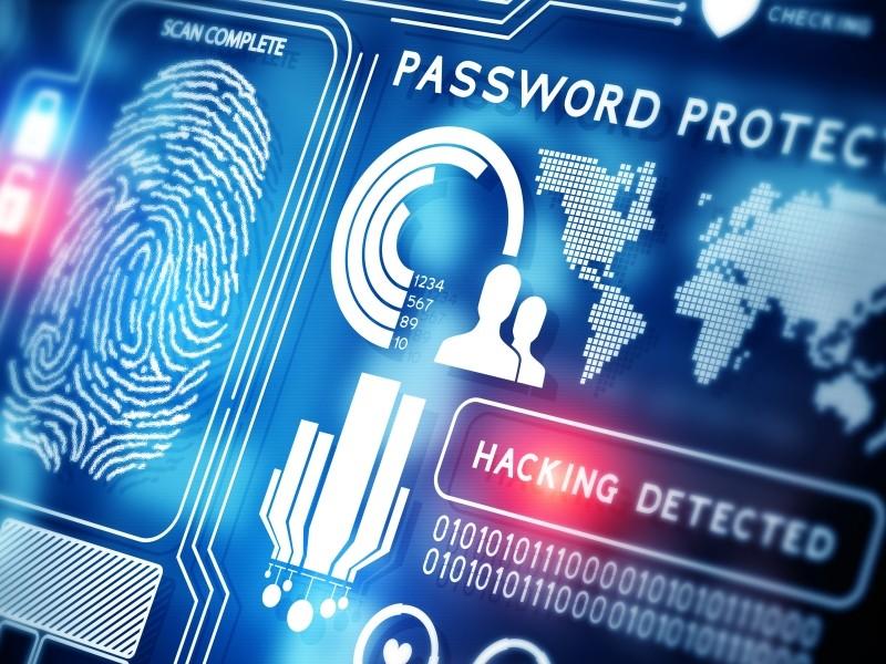 password protected screen